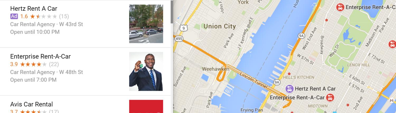 google-maps-ad-car-rental-nyc-042016