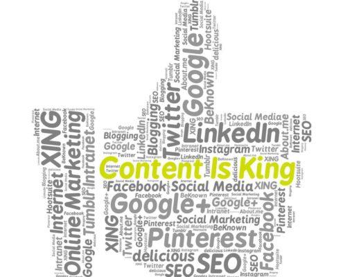 Content Marketing Basics - Visual Visitor