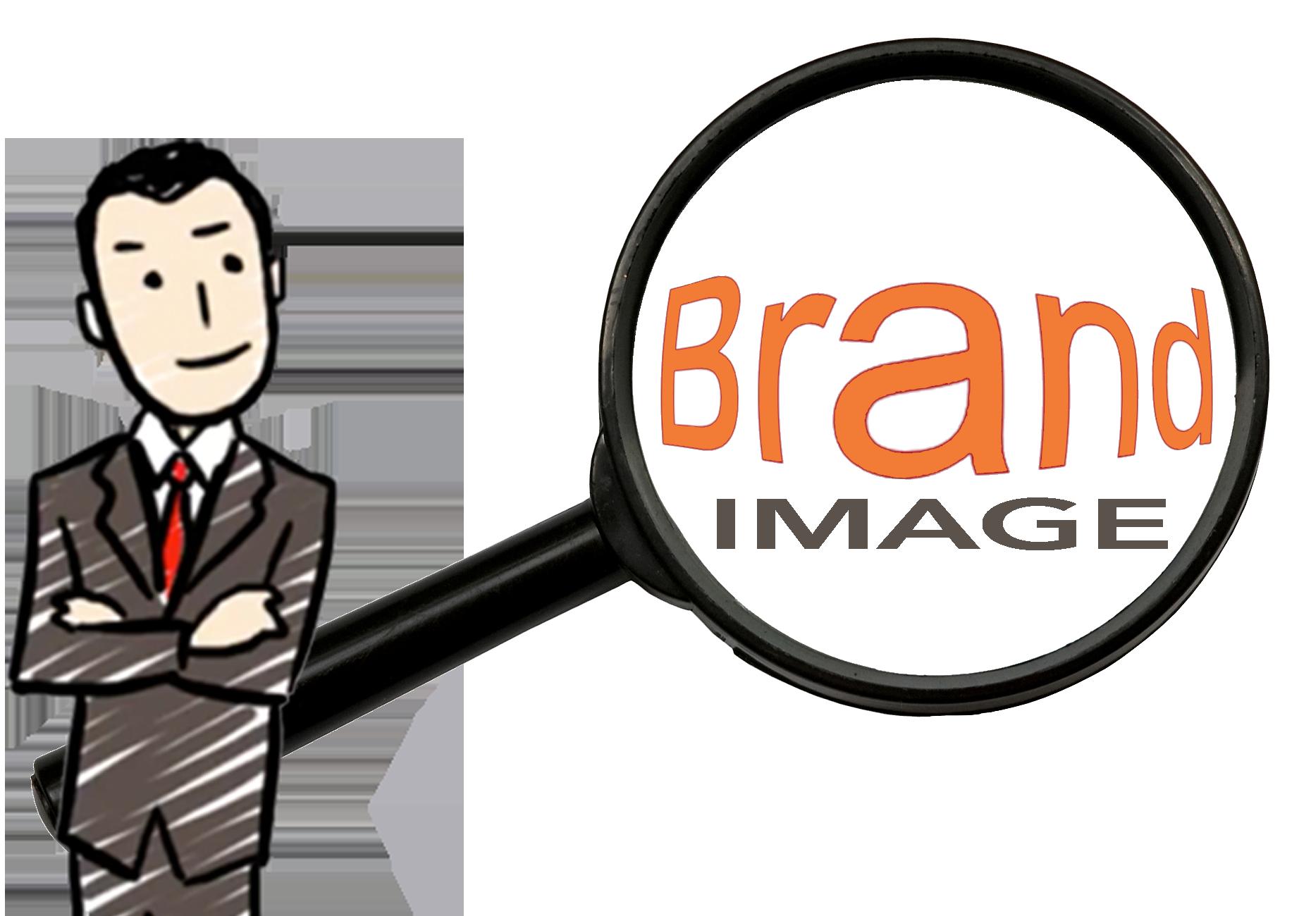 Visual Visitor Brand Image